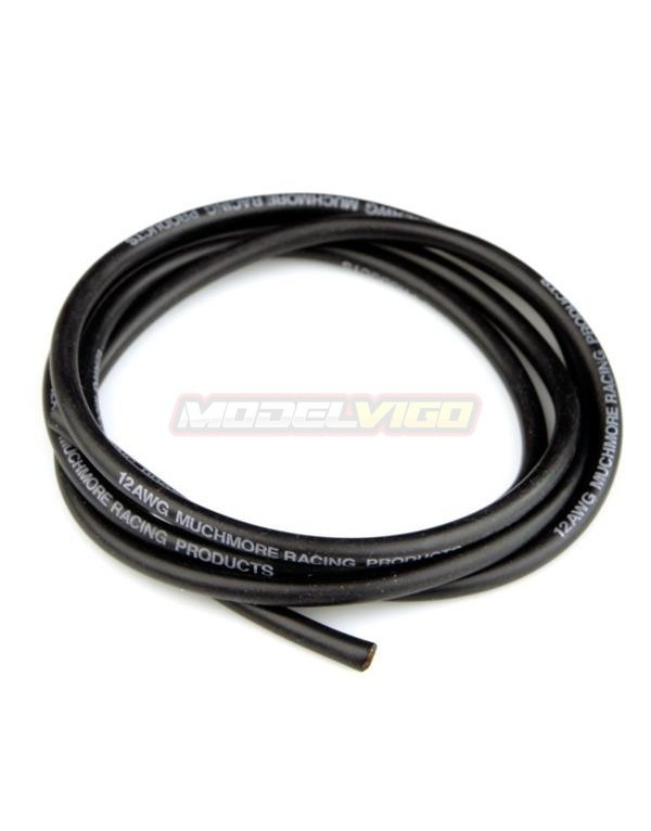 MUCHMORE SUPER FLEXIBLE HIGH CURRENT SILICON WIRE 12AWG
