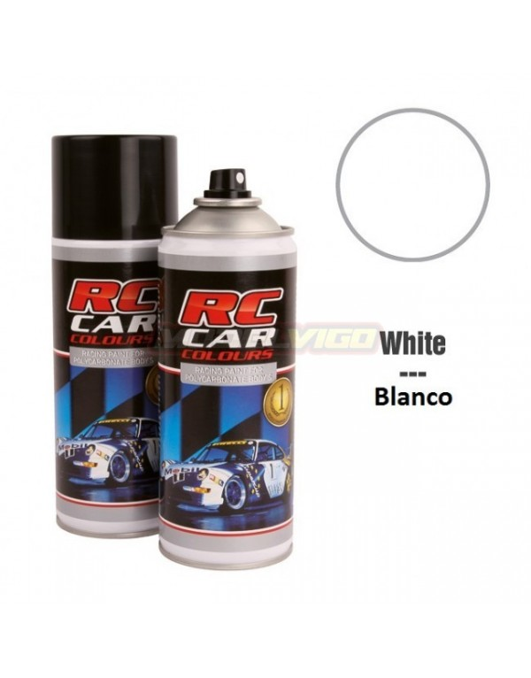 SPRAY PINTURA LEXAN (BLANCO)