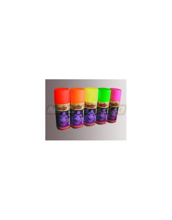 SPRAY JETS ROJO FLUOR