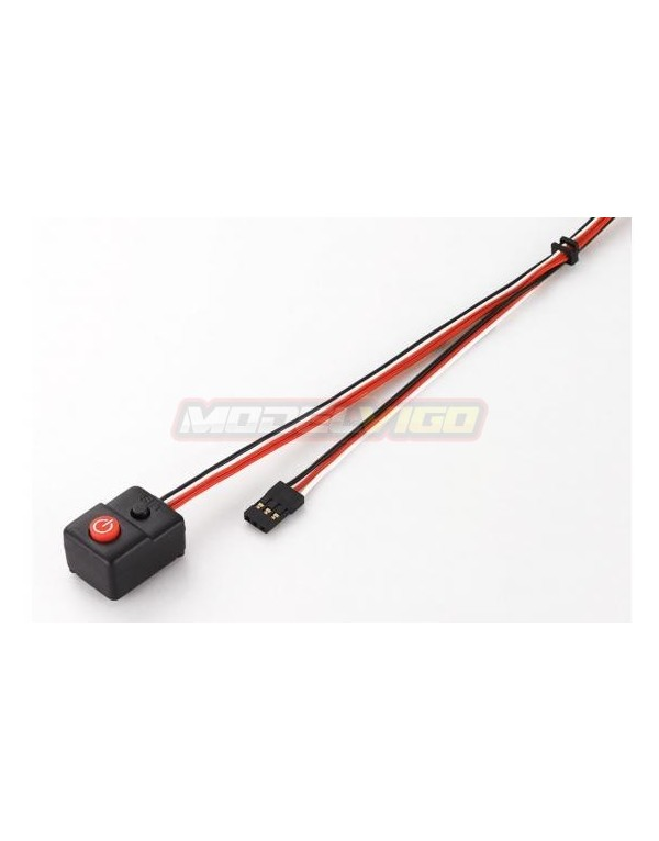 INTERRUPTOR DIGITAL HOBBYWING XR8 SCT