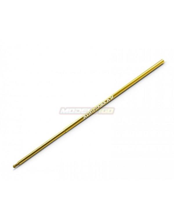 PUNTA DE BOLA  ARROWMAX GOLD 2.0X120mm