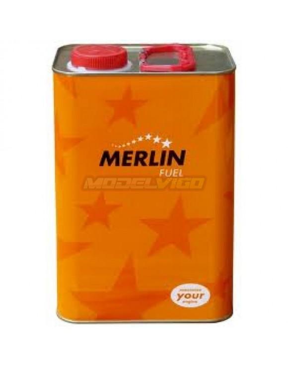 COMBUSTIBLE MERLÍN PRO RACIN EVO II 16% 5LITROS