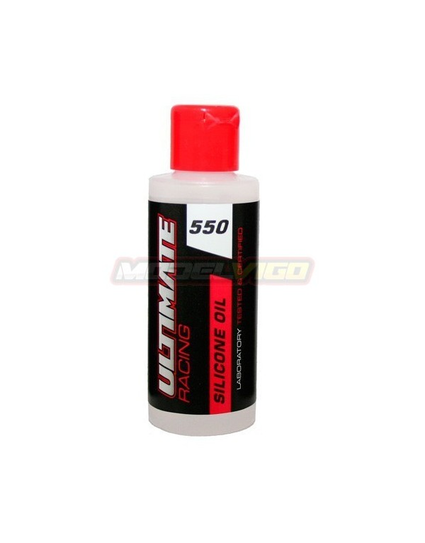 ACEITE SILICONA ULTIMATE RACING 550 CPS