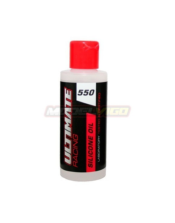 ACEITE SILICONA ULTIMATE RACING 300 CPS