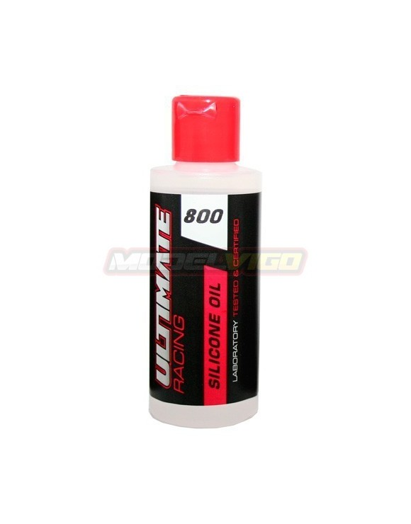 ACEITE SILICONA ULTIMATE RACING 800 CPS