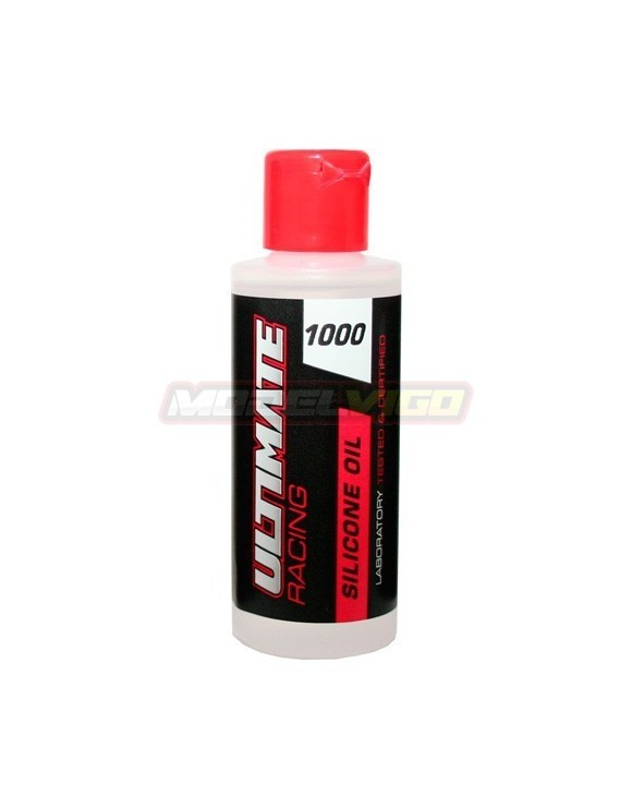 ACEITE SILICONA ULTIMATE RACING 1000 CPS