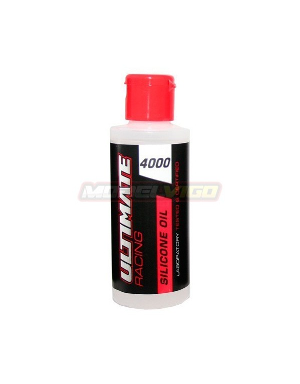 ACEITE SILICONA ULTIMATE RACING 4000 CPS