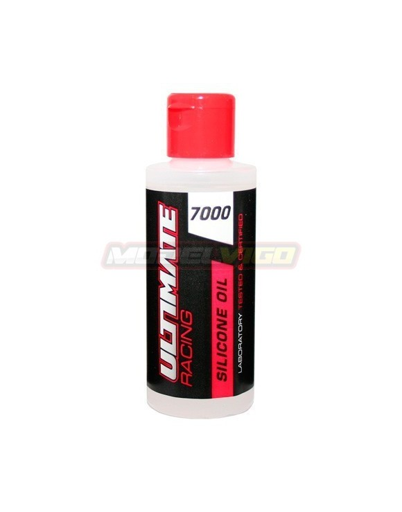 ACEITE SILICONA ULTIMATE RACING 6000 CPS