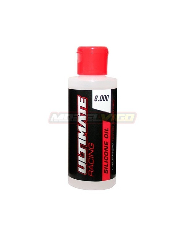 ACEITE SILICONA ULTIMATE RACING 8000 CPS