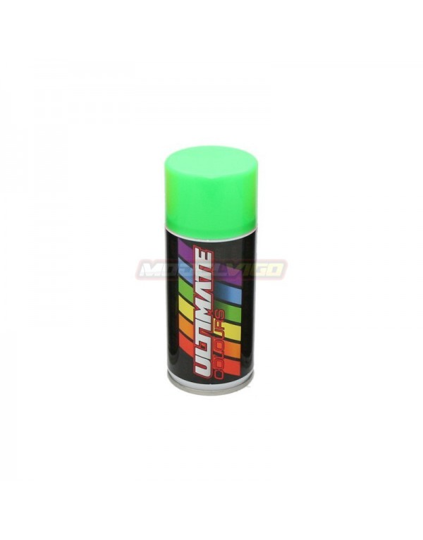 SPRAY VERDE FLUORESCENTE 150 ml ULTIMATE RACING