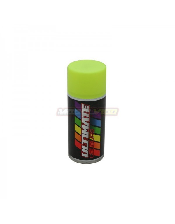 SPRAY AMARILLO FLUORESCENTE 150 ml ULTIMATE RACING