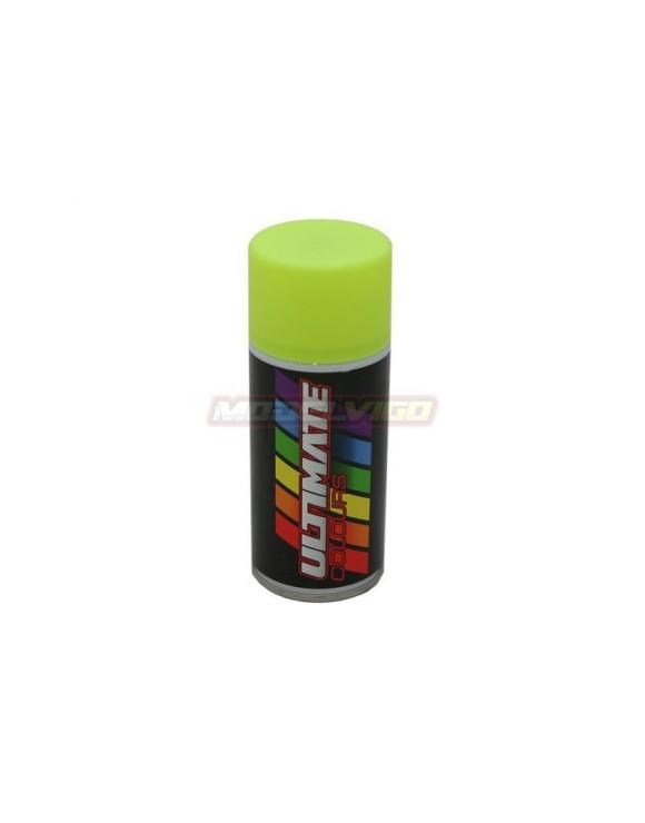 SPRAY AMARILLO FLUORESCENTE 150 ml ULTIMATE RACING