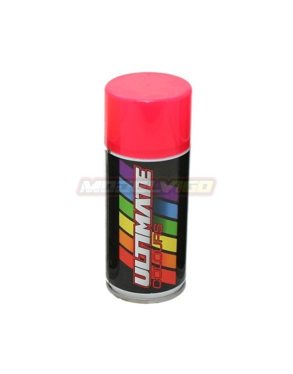 SPRAY ROJO FLUORESCENTE 150 ml ULTIMATE RACING