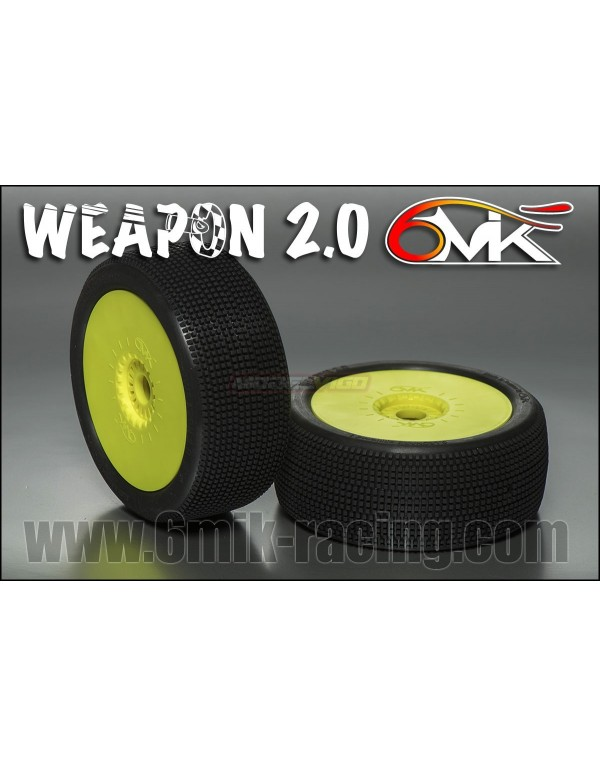 6MIK WEAPON 2.0 (0/18)
