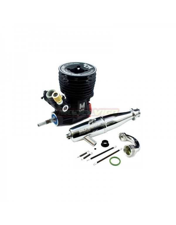 COMBO MOTOR ULTIMATE ENGINE M3R + ESCAPE (2141-F)