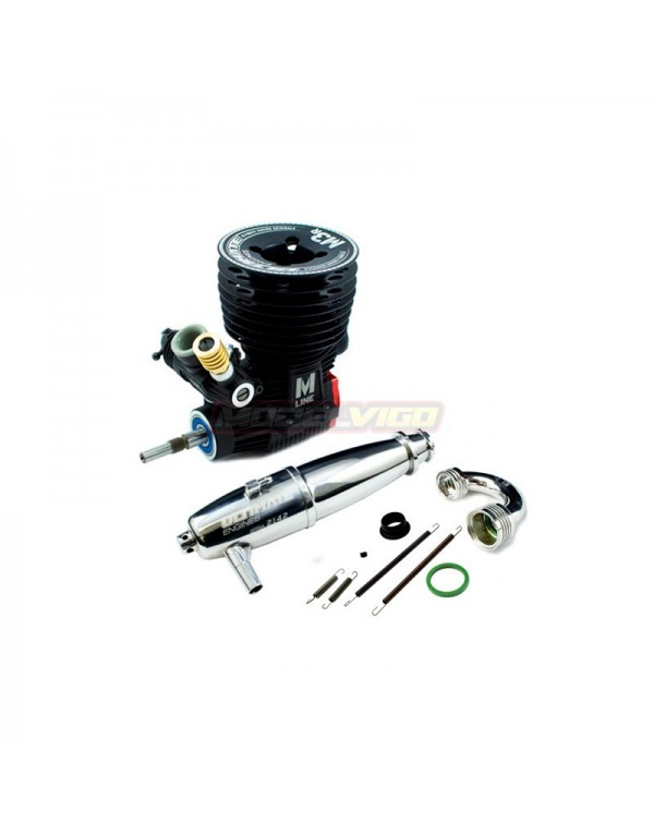 COMBO MOTOR ULTIMATE ENGINE M3R + ESCAPE (2142-F)