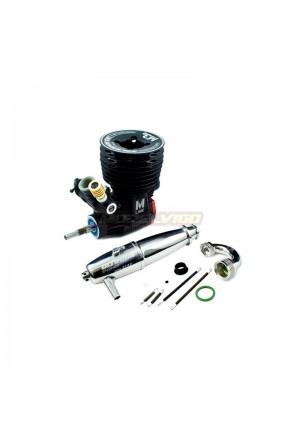 COMBO MOTOR ULTIMATE ENGINE M3R + ESCAPE (2142-F)