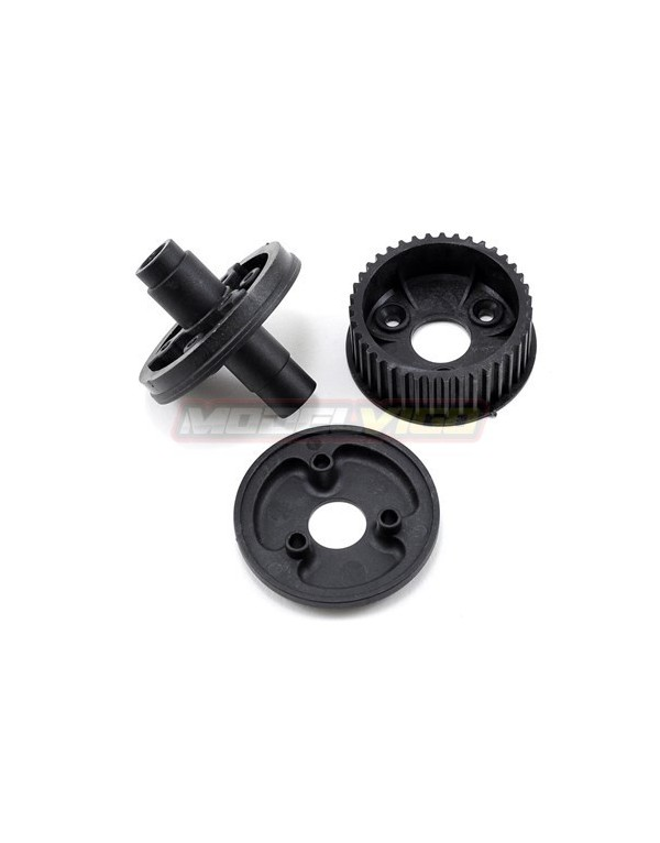 STARTER BOX ADAPTER,PULLEY & COVER SET