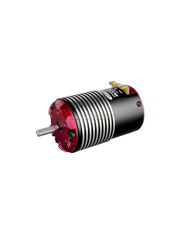MOTOR CORALLY 1/8 OFF ROAD 2350KV BRUSSLESS 4 POLOS 1Y