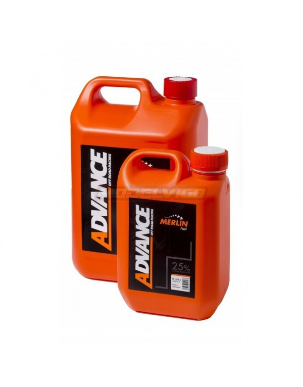 COMBUSTIBLE MERLIN ADVANCE 25% 2 LITROS