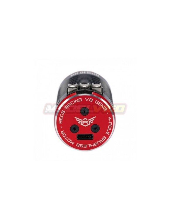 MOTOR REDS G2 V8 1/8 SCALE 2100 KW