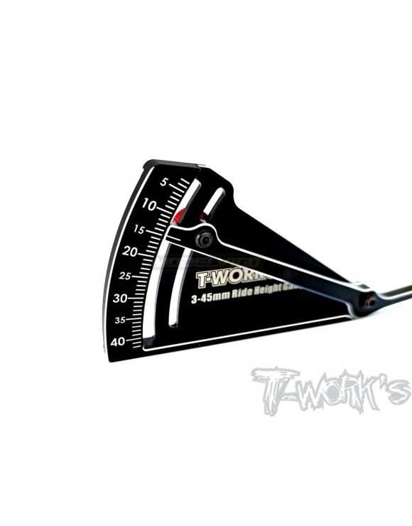 MEDIDOR ALTURAS T-WORKS PARA TT 3-42MM