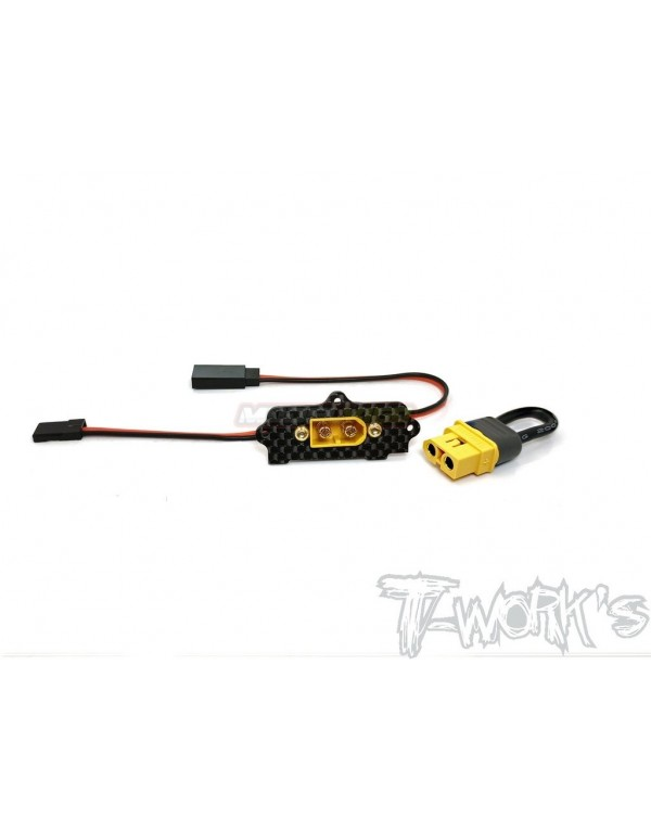 CONECTOR STYLE SWITCH PARA KYOSHO T-WORKS