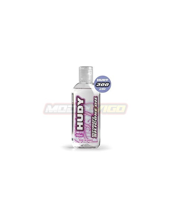 ACEITE SILICONA  HUDY 300 cSt - 50ML