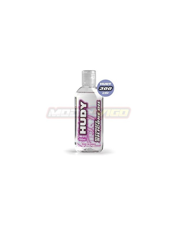 ACEITE SILICONA HUDY 300 cSt - 100ML
