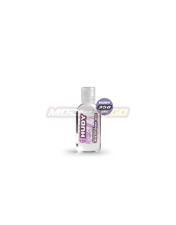 ACEITE SILICONA  HUDY 350 cSt - 50ML