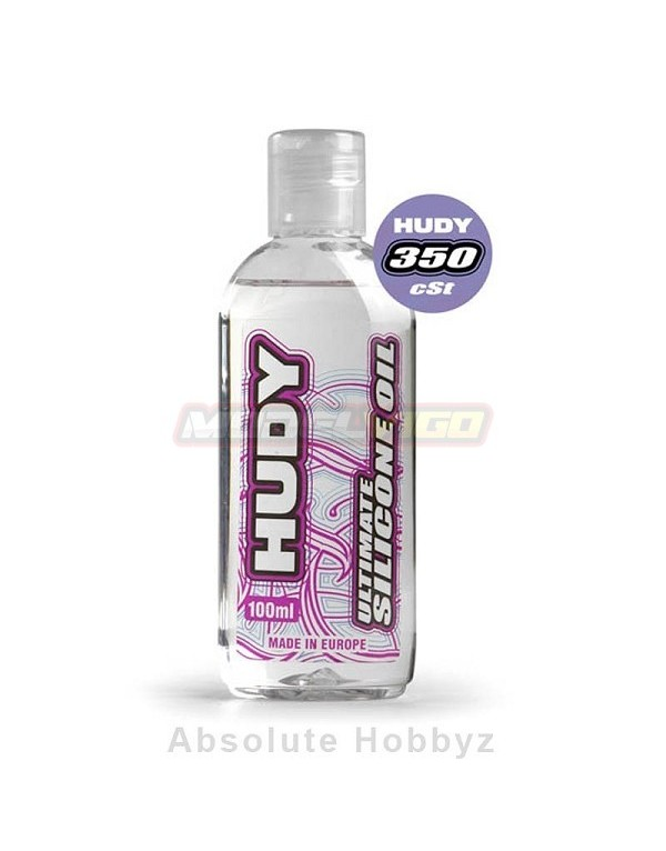 ACEITE SILICONA  HUDY 350 cSt - 100ML