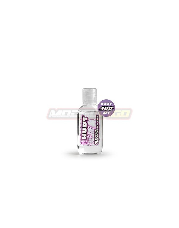 ACEITE SILICONA  HUDY 400 cSt - 50ML