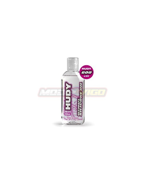 ACEITE SILICONA  HUDY 600 cSt - 100ML