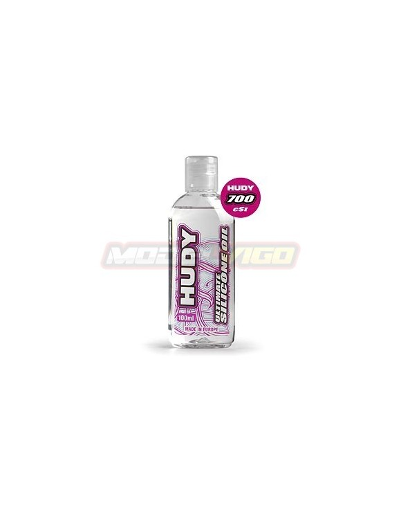 ACEITE SILICONA  HUDY 700 cSt - 100ML