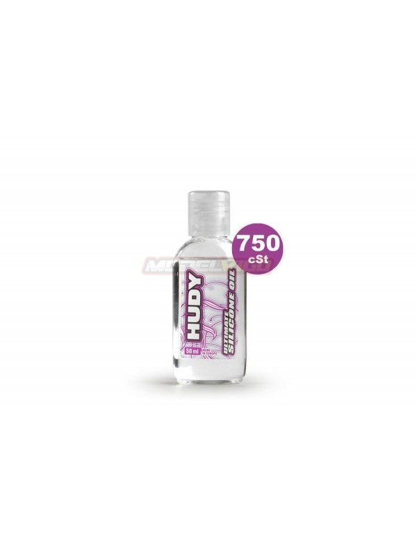 ACEITE SILICONA  HUDY 750 cSt - 50ML