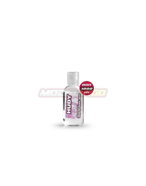 ACEITE SILICONA  HUDY 1000 cSt - 50ML