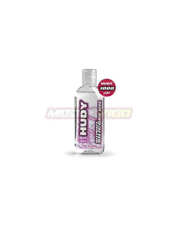 ACEITE SILICONA  HUDY 1000 cSt - 100ML