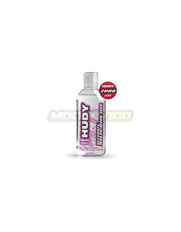 ACEITE SILICONA HUDY 2000 cSt - 100ML