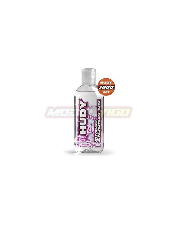 ACEITE SILICONA  HUDY 7000 cSt - 100ML