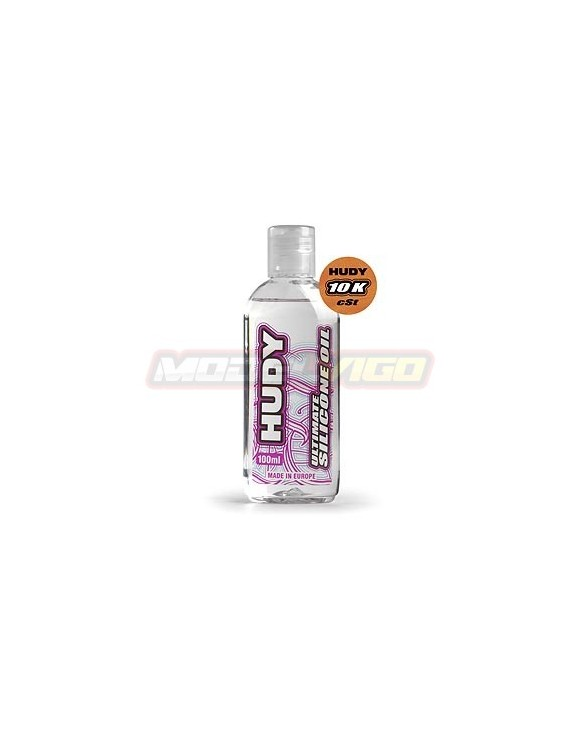 ACEITE SILICONA  HUDY 10 000 cSt - 100ML