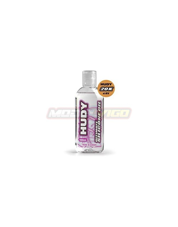 ACEITE SILICONA  HUDY 20 000 cSt - 100ML