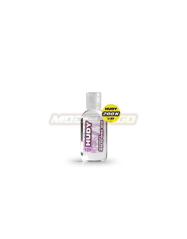HUDY ULTIMATE SILICONE OIL 2.000.000 cSt - 50ML