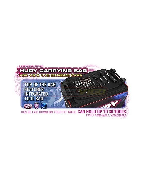 HUDY TRANSPORTE 1-10 Y 1-8 - EXCLUSIVA