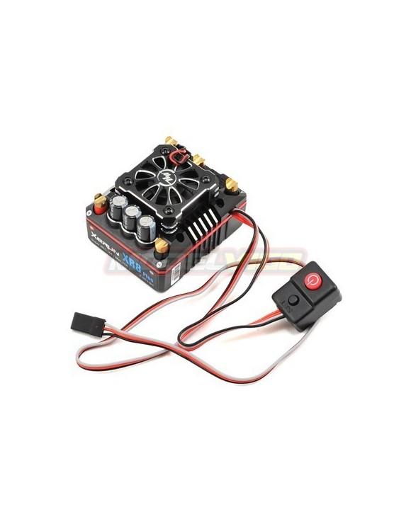 Hobbywing XeRun XR8 Plus Sensored Brushless ESC